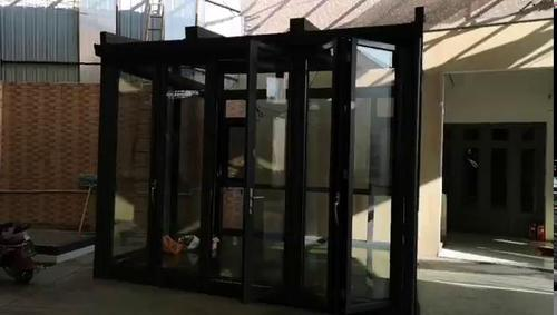 Factory Custom Aluminum Low-E sunrooms